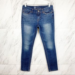 Mossimo Premium Denim Skinny Jeans Stretch